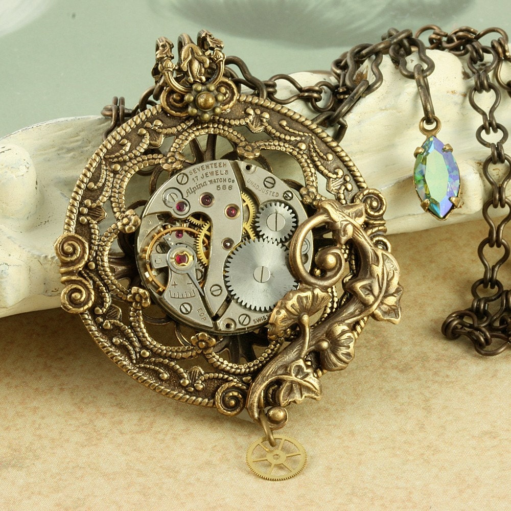 Steampunk Necklace Steampunk Jewelry Steampunk Pendant. Coordinate Necklace. Thin Gold Bracelet. Victorian Era Engagement Rings. 14k White Gold Wedding Band. Sylvie Engagement Rings. Vintage Pearl Bracelet. Lady Watches Bracelet. Diamond Rings