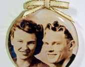 Personalized Photograph Ornament