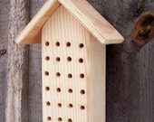 Mason Bee Box Garden Yard
