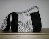 Liberty Suede shoulder bag