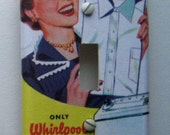 Light Switch Cover - Whirlpool Washer
