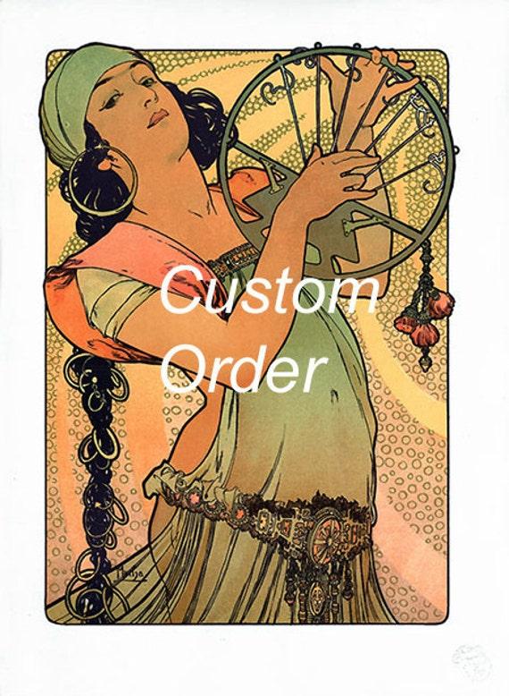 Custom order for Elizabeth S Urban Gypsy copper wire wrap earrings bohemian earrings
