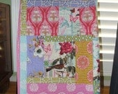 Romantic French Journal Quilt