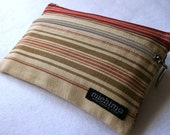 Sunset Strip - Zippered Pouch