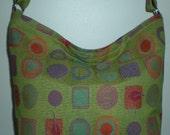 Hobo Style Tote, Handbag, Purse or Diaper Bag (PRICE REDUCED)