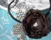 Lovely Little Headband, Brown