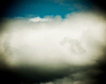 Abundance - One Dense Cloud Photo Print