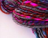 Argyle - Handspun wool yarn