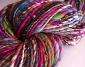 Kitchen sink - Handspun yarn