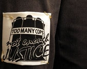 Patch - Too many cops, not enough justice