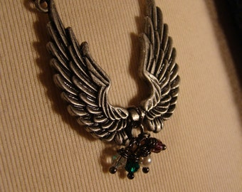 Wind Beneath My Wings Mothers Necklace SALE