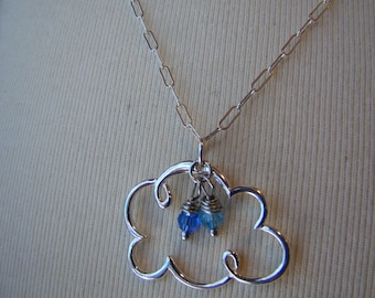 My Silver Linings Mothers Necklace