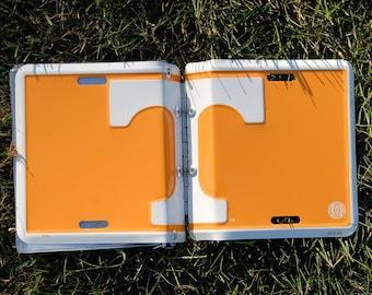 Tennessee Vols license plate photo album