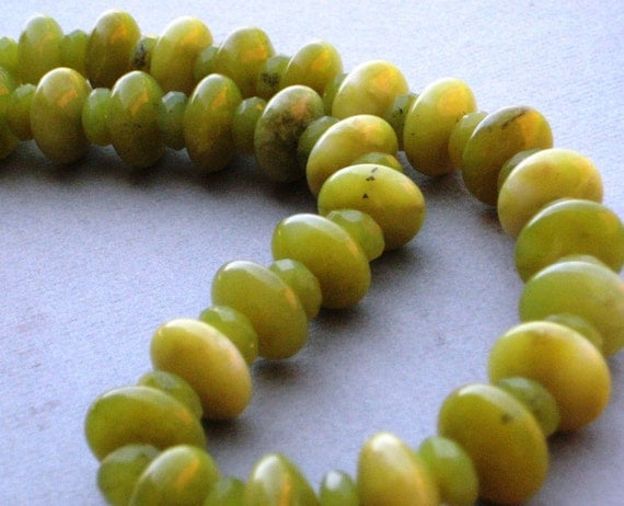 New Jade Lime Necklace