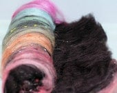Last Chance SALE - Fade to Black - 4.1oz Uniquely Yours 2OAK Batt