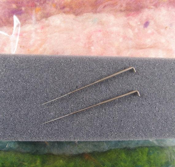 Needle Felting Set- Felting Needles and Foam Pad