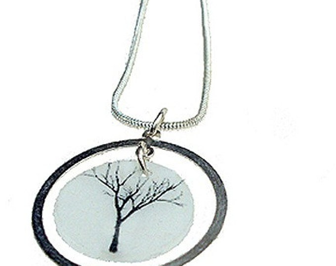 Tree of Life/STERLING SILVER PENDANT