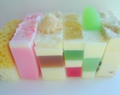 YOU CHOOSE  Any 3 Soaps ThePrimPantry Glycerin Soap Scented Set Smell,Look,and Feel Amazing Treat 16 oz