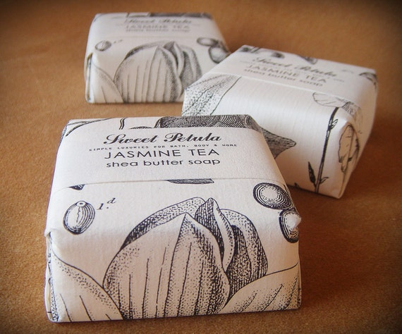Jasmine Shea Butter Soap - Discontinuing Scent