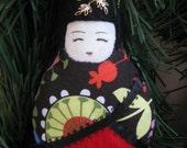 Sweet Matryoshka Ornament