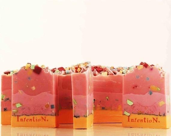 Mandarin Coriander Natural Soap Bar