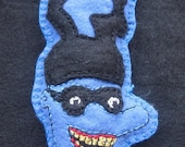 Blue Meanie Magnet