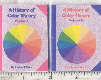 A Little History of Color Theory 1 and 2