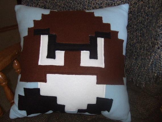 Goomba Fleece Pillow