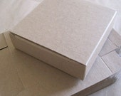 chipboard gift boxes, set of 24