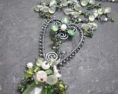 Ivy Necklace FINAL SALE 50 PERCENT