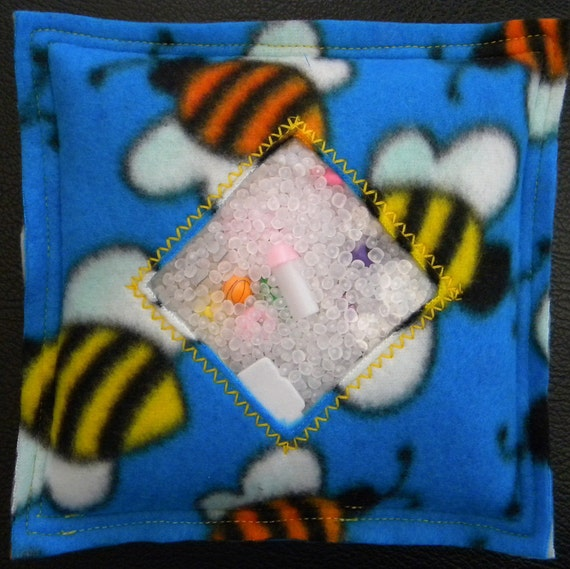 I Spy Bag - Bumble Bees