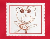 EMOTIONS CARDS FOR AUTISM\/DEVELOPMENTAL DELAYS (tm) or Any Child by Ronan James (6-year-old artist)