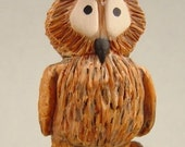 OOAK Stumpy the Owl