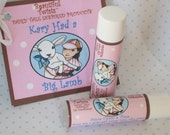Coconut Milkshake Kary Had A Big Lamb Fairy Tale Vegan Lip Conditioner