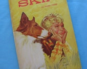 Vintage CHILDREN'S NOVEL About a Collie Named SKIP