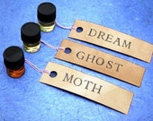 AU NATUREL - Our NEW All Essential Oil Natural Perfume Sample Set by Scent by the Sea