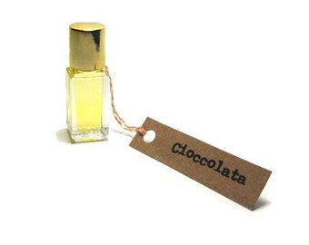 Cioccolata Perfume Oil - enigmatic scent of chocolate as twilight descends upon the lagoon