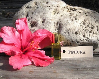 Tehura Perfume OIl - sultry sweetness in the South Seas