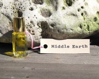 Middle Earth Perfume Oil - over the hills and far away . . .