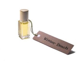 Winter Beach Perfume Oil - Love in a cold climate