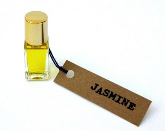 Night Blooming Jasmine Perfume Oil - the delicious secret
