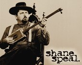 Shane Speal The King of the Cigar Box Guitar  the new cd