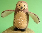 Pigeon the Owlet - Small Felt Plush
