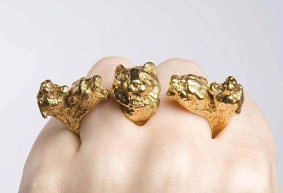 RABID FOX Beast Master ring