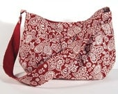 Red Butterfly Purse