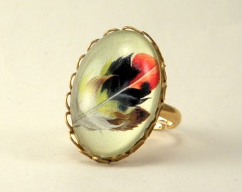 Light As A Feather Petite Ring