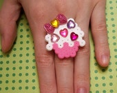 sprinkled with love ring