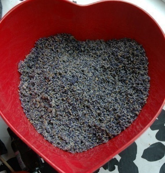 Dried Lavender Flower Buds 2 cups 2 ounces Fragrant Organically Grown