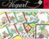 Vogart Transfer pattern 679 Traditional Charm