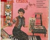 McCalls Needlework and Crafts Fall Winter 1958-1959 vintage magazine